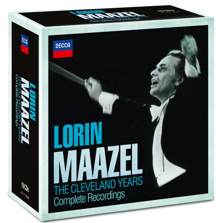 Lorin Maazel – The Cleveland Years
