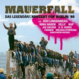 Konzert für Berlin '89, Mauerfall - Das legendäre Konzert für Berlin '89, 00028947941675