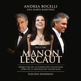 Andrea Bocelli, Manon Lescaut, 00028947874904