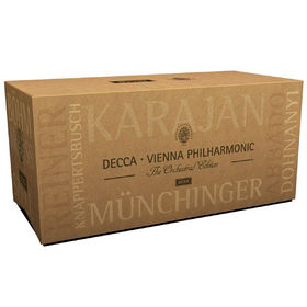 Box-Sets und Editionen, Wiener Philharmoniker - The Orchestral Edition, 00028947867562