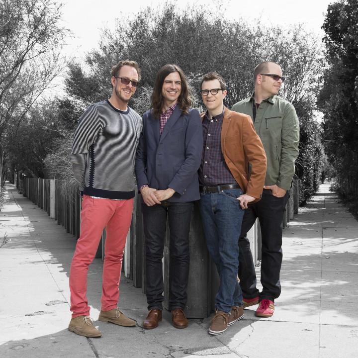 Weezer 2014