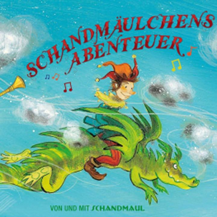 Schandmäulchens Abenteuer Cover