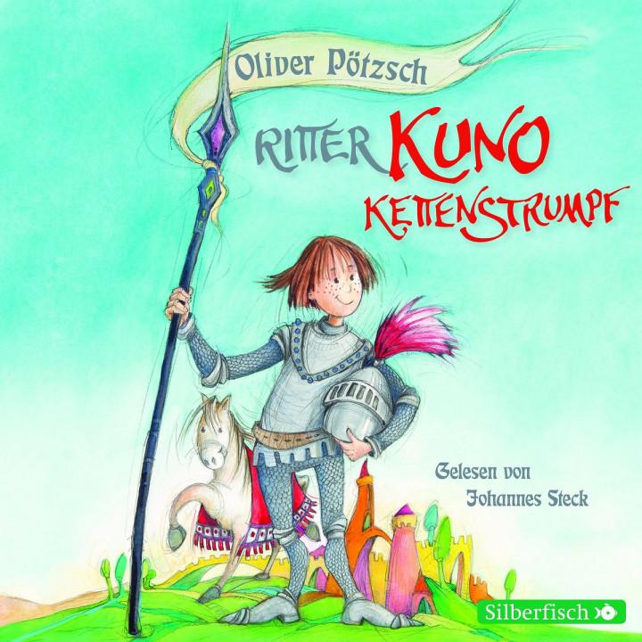 Oliver Pötzsch: Ritter Kuno Kettenstrumpf