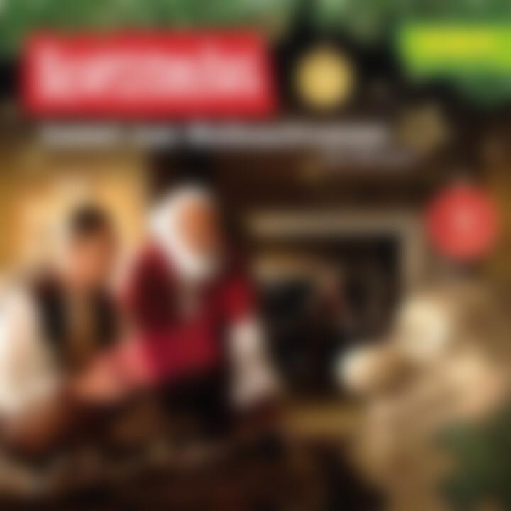 Beutolomäus kommt zum Weihnachtsmann