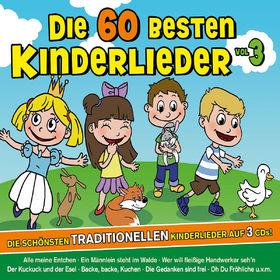 Familie Sonntag, Die 60 besten Kinderlieder traditionelle Lieder, 00602537978748