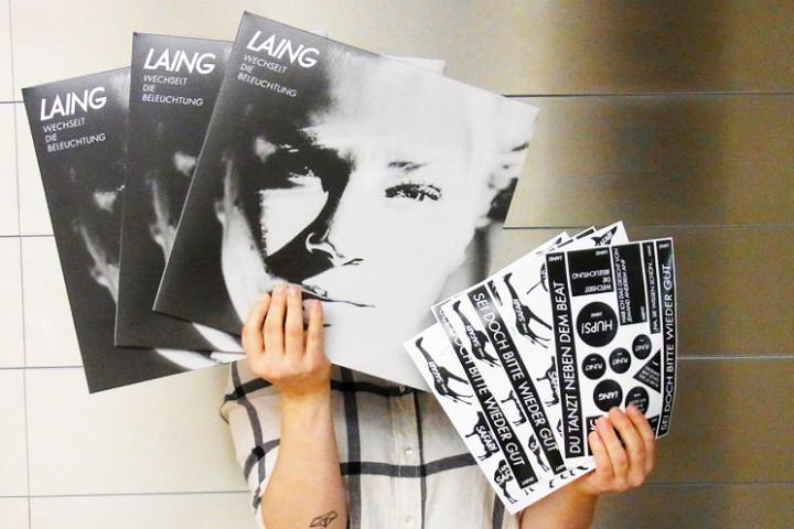 Laing - Gewinn Vinyls - 2014