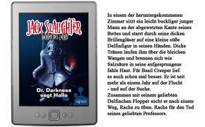 Jack Slaughter, Jack Slaughter – Tochter des Lichts bald auch als E-Book!