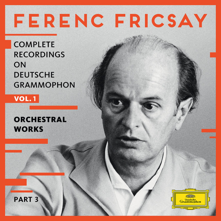 Complete Recordings On Deutsche Grammophon - Vol.1 - Orchestral Works