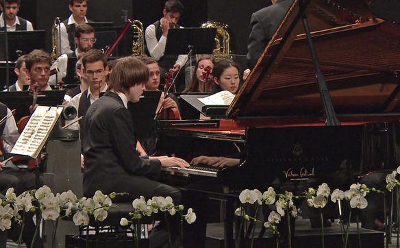 Daniil Trifonov - Klavierkonzert No. 3 von Sergei Rachmaninoff