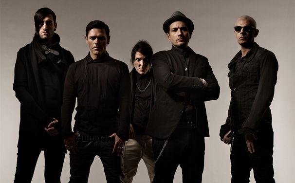 Emigrate, Neu bei Universal Music: Die Hardrock-Band Emigrate