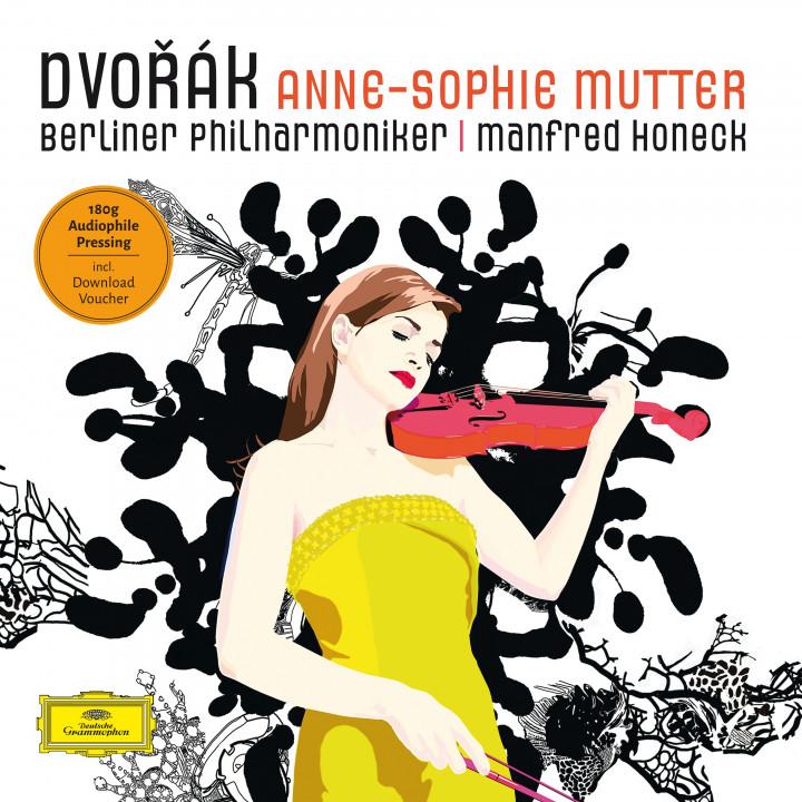 Anne-Sophie Mutter - Dvorák