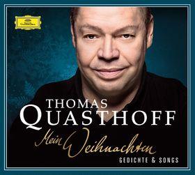 Thomas Quasthoff, Mein Weihnachten - Gedichte & Songs, 00028947934189