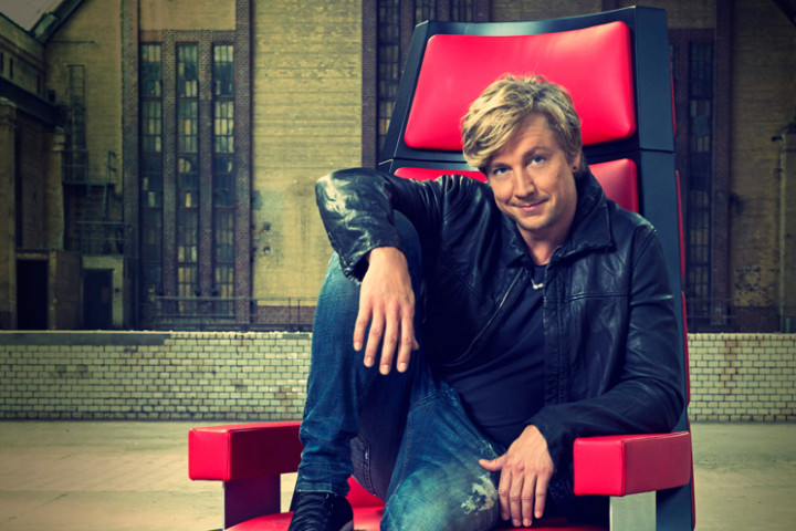 The Voice Of Germany 2014, Samu Haber