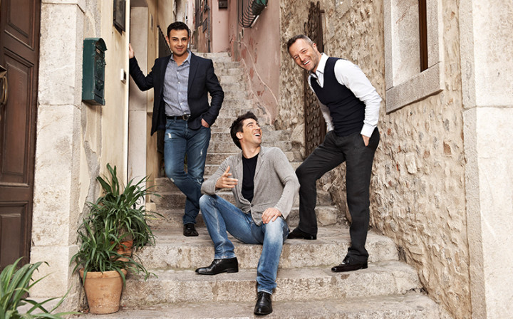 The Italian Tenors 2014