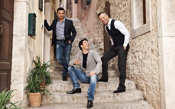 The Italian Tenors, Biografie: The Italian Tenors Viva La Vita