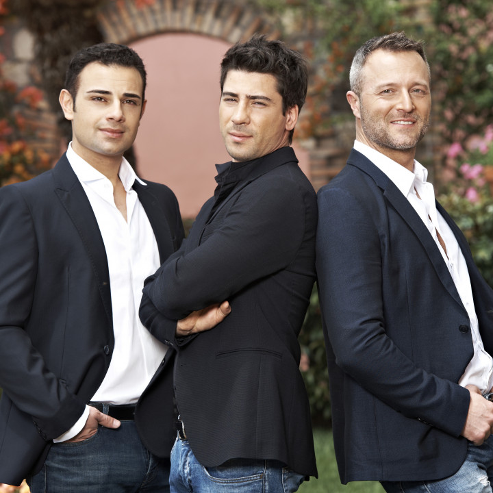 The Italian Tenors — Pressefotos 2014 — 2