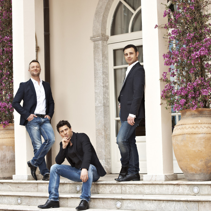 The Italian Tenors — Pressefotos 2014 — 3