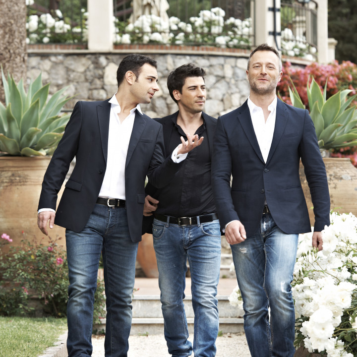The Italian Tenors — Pressefotos 2014 — 4