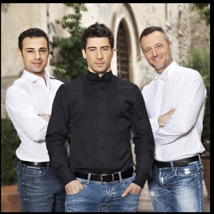 The Italian Tenors — Pressefotos 2014 — 5