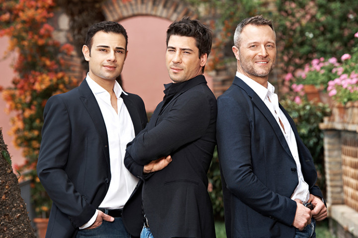 The Italian Tenors 2014 - 2