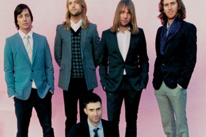 Maroon 5 2007