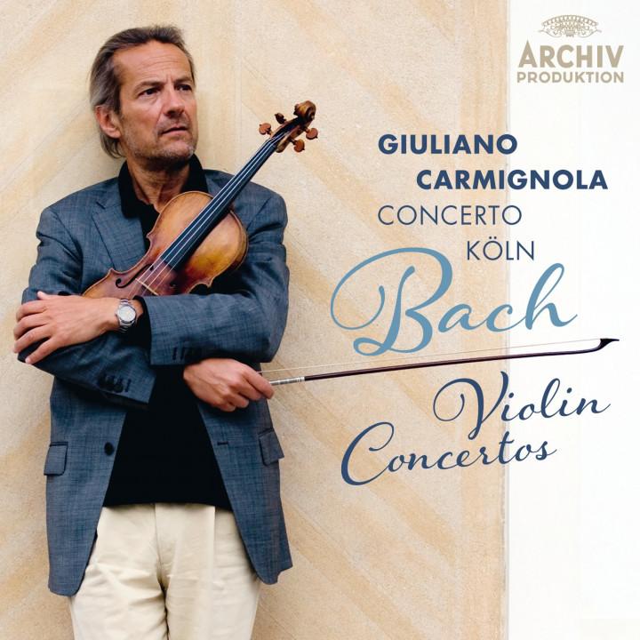 Carmignola - Bach: Violin Concertos
