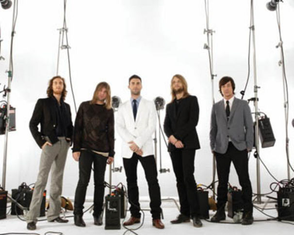 Maroon 5, Neuer Trailer: Maroon 5 arbeiten am neuen Album