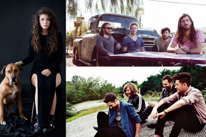 lorde bastille imagine dragons ama awards