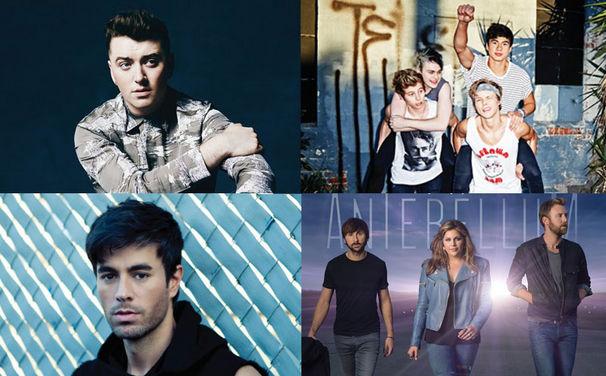 Sam Smith, Diese Universal Music Pop-Künstler sind für die American Music Awards nominiert
