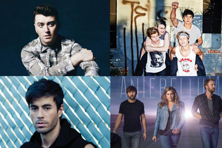 the american music awards pop