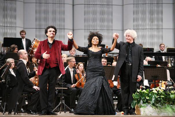 Rolando Villazón, Gala mit Rolando Villazón und Pumeza Matshikiza