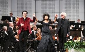 Pumeza Matshikiza, Gala mit Rolando Villazón und Pumeza Matshikiza