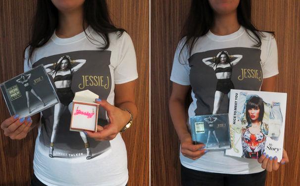 Jessie J, Das neue Jessie J Album Sweet Talker auf CD, als Shirt und Button: Gewinnt ein Fanpaket