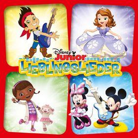 Disney, Disney Junior Lieblingslieder, 00050087314385