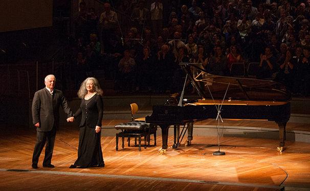 Daniel Barenboim, Martha Argerich und Daniel Barenboim– Von Buenos Aires nach Berlin