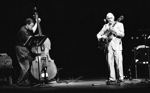 Charlie Haden, Haden + Hall: Erinnerung an zwei Meister des Jazz