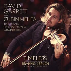 David Garrett, Timeless Brahms & Bruch Violin Concertos, 00602537990276