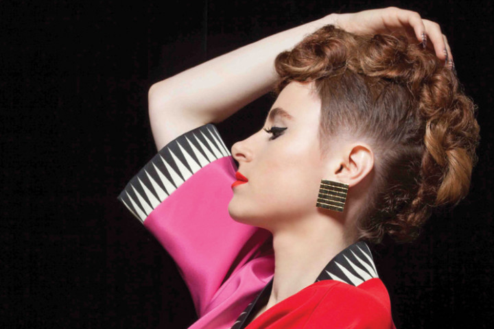Kiesza Sound Of A Woman 2014