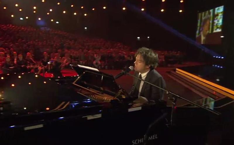 Jamie Cullum, If I Never Sing Another Song (Ausschnitt - Udo Jürgens Show 18.10.2014)