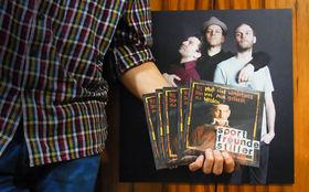 Sportfreunde Stiller, Gewinnt limitierte Wieder kein Hit/ Es muss was Wunderbares sein Vinyls der Sportfreunde Stiller