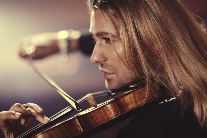 David Garrett Timeless 2014
