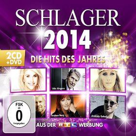 Schlager - Die Hits des Jahres, Schlager 2014 - Die Hits des Jahres, 00600753552766