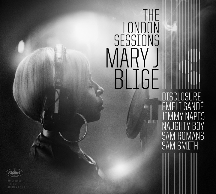 Mary J . Blige The London Sessions