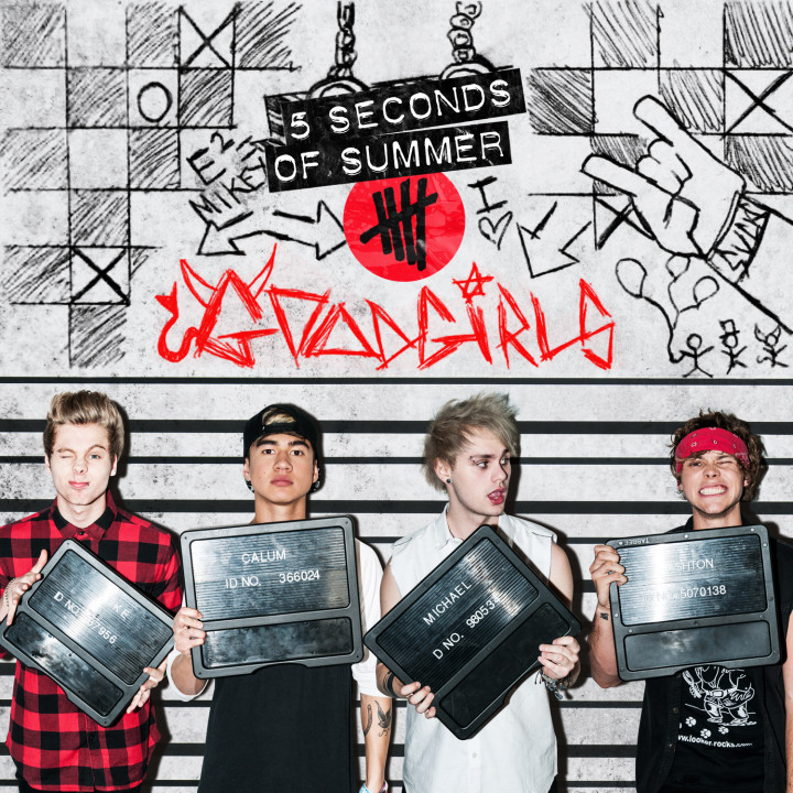 5 Seconds Of Summer Good Girls Cover