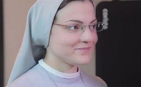 Sister Cristina, Sister Cristina stellt beim Sat.1 Frühstücksfernsehen ihr Album Sister Cristina vor
