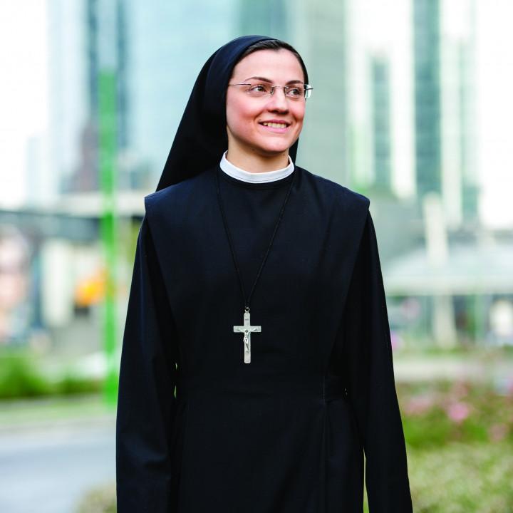 Sister Cristina—2014