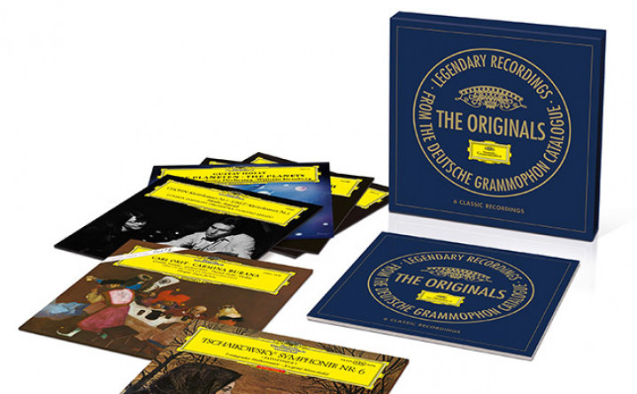The Originals: 6 Classic Recordings (Vinyl)