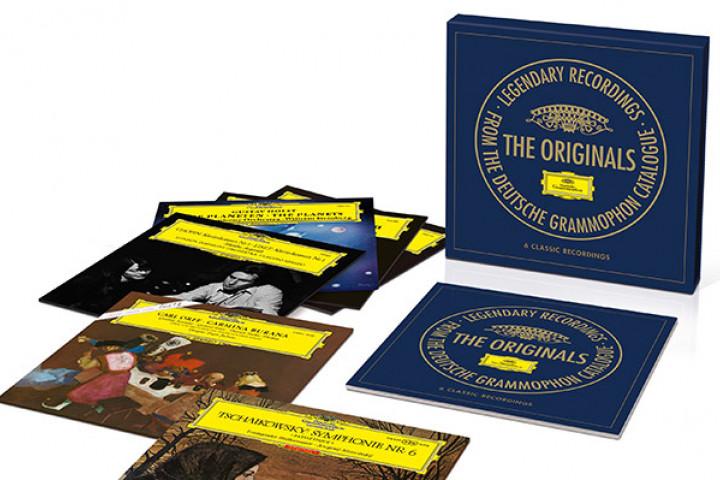 The Originals: 6 Classic Recordings (Vinyl)