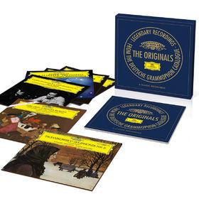 The Originals, The Originals: 6 Classic Recordings, 00028947937609