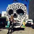 Fergie, Fergie - Bilder Videoshooting L.A.Love (la la) - 1